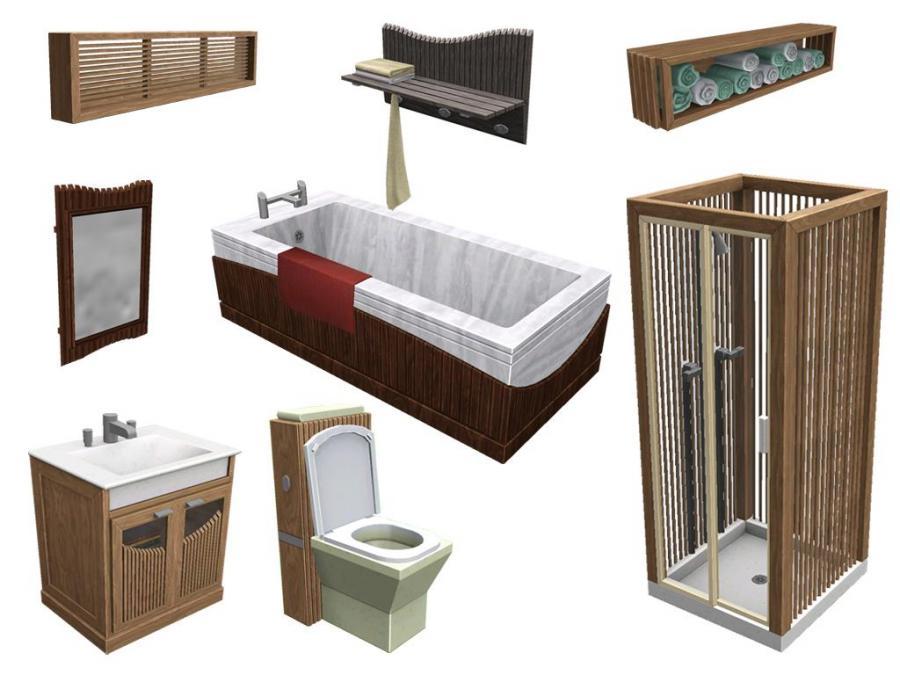The Sims 3 Изысканная спальня Каталог поможет вам быть всегда г